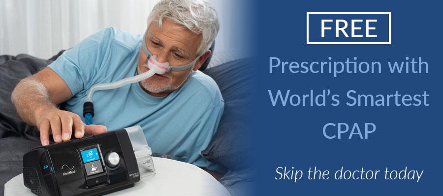 AirSense CPAPRx Slider