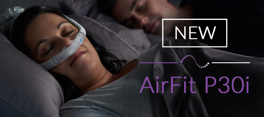 New ResMed AirFit P30i Nasal Pillow Mask Slider