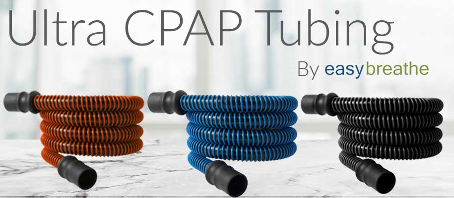 Ultra CPAP Tubing - Colored Tube