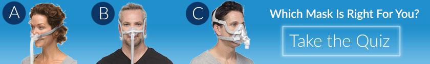 Take the Mask Finder Quiz