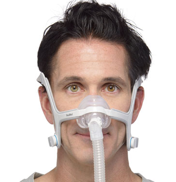 Click here if you prefer a nasal cushion style mask