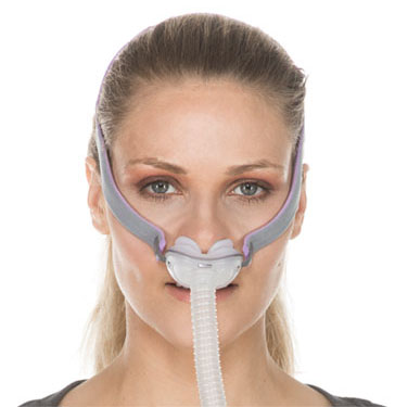 Click here if you prefer a nasal pillow style mask
