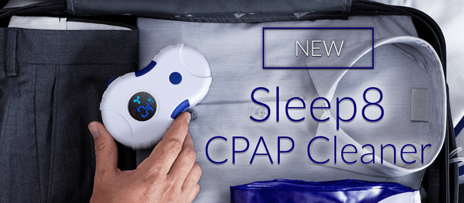 Sleep8 CPAP Cleaner Slider